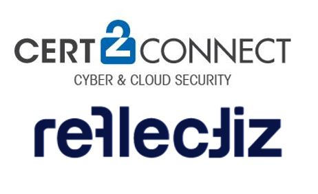 Cert2Connect and Reflectiz are announcing a new partnership!