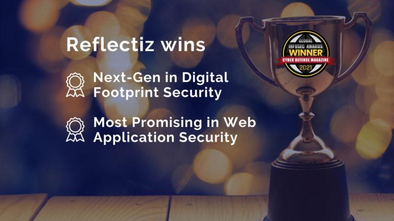 Reflectiz Bags Prestigious Cyber Defense Magazine Awards As It's Impressive COVID-19 Run Continues